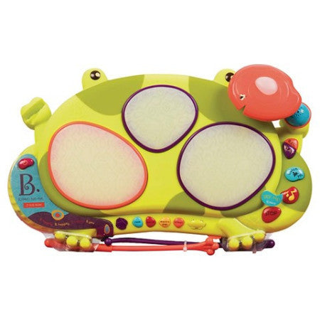 B.Toys - Ribbit-tat-tat, The Frog Drum