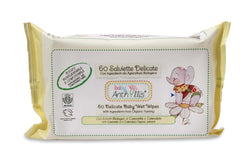 Baby Anthyllis - Delicate Wet Wipes, 60 pieces