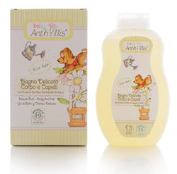 [Baby Anthyllis] Delicate Bath Foam For Body & Hair, 400ml