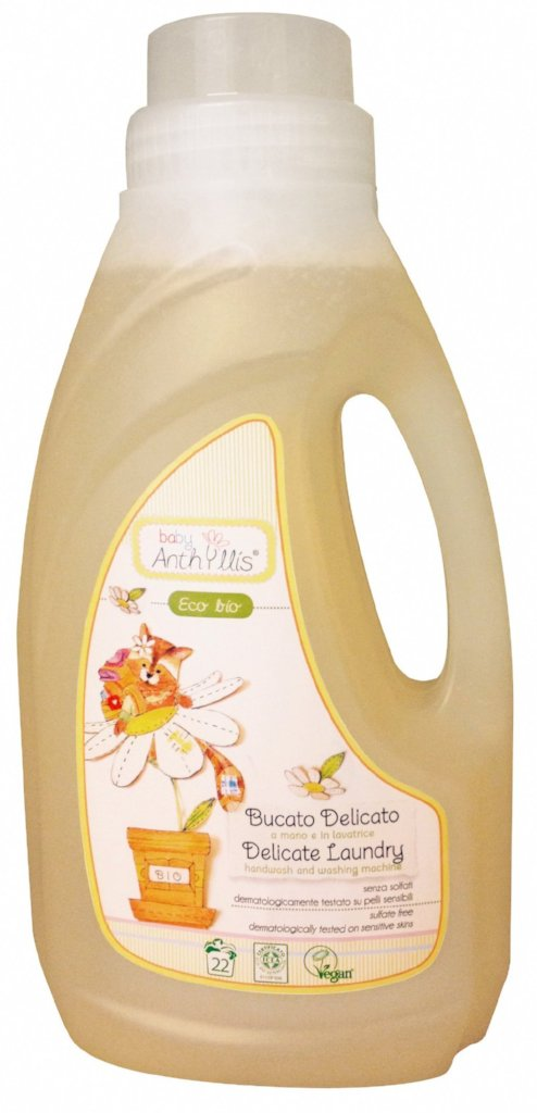 Baby Anthyllis Delicate Laundry Detergent, 1000ml