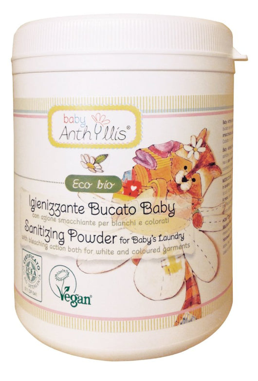 Baby Anthyllis - Sanitizing Powder For Baby's Laundry, 500g