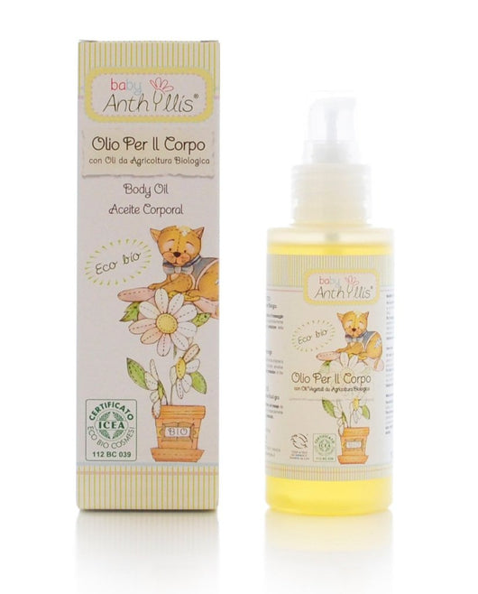 Baby Anthyllis - Body Oil, 100ml