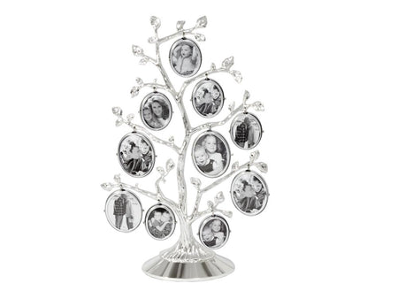 Zilverstad Photo Frame Family Tree