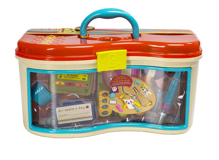 [B.Toys] Wee MD Doctor Set with 14 tools BX1230Z - 18months+
