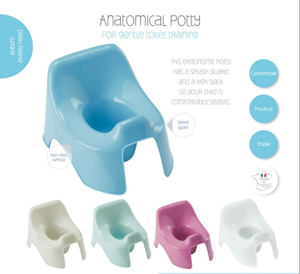 [Thermobaby] Anatomical Potty Toilet Train, Made in France