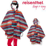 [Reisenthel] Lightweight Mini Maxi Poncho Raincoat with Pocket Foldable and Portable for Adult Unisex - 13 designs
