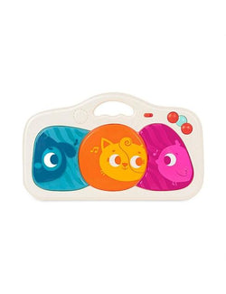 [B.Toys] Kick and Play Musical Party Dance Pad with Lights & Sounds BX1737C6Z - 6months+