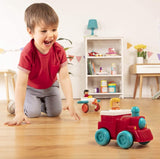 [Battat] Pump And Go Airplane / Train Engine Fine Motor Skills and Hand-eye Coordination - 10months+