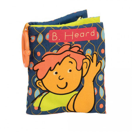 B.Toys - Peek-A-Books, B. Heard
