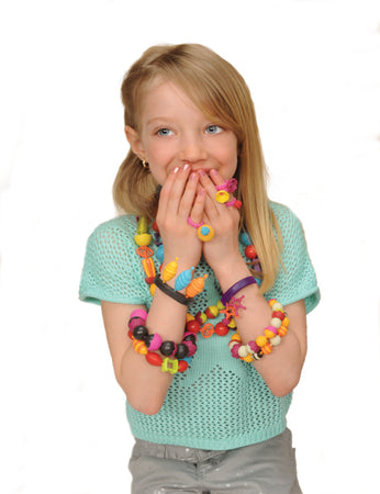 [B.Toys] B.eauty Pops Fashion Jewelry Accessories Beads (150 / 275 pieces) - 4years+