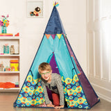 [B.Toys] Teepee with Star Projecting Light Tent - 3years+