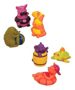 B.Toys Little Squirts Bath Toys