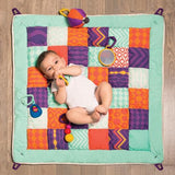 [B.Toys] Wonders Above, Activity Gym Mat Thick Quilt BX1385Z - 0months+