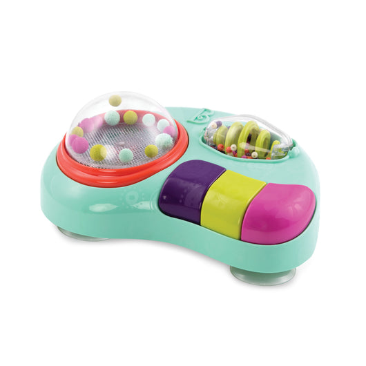 [B.Toys] Whirly Pop Activity Suction Toy with Light and Sound BX1464Z - 6months+