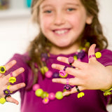 [B.Toys] Beauty Pops/Pop-Arty Jr. Fashion Jewelry Accessories Beads (50-Pieces) - 4years+