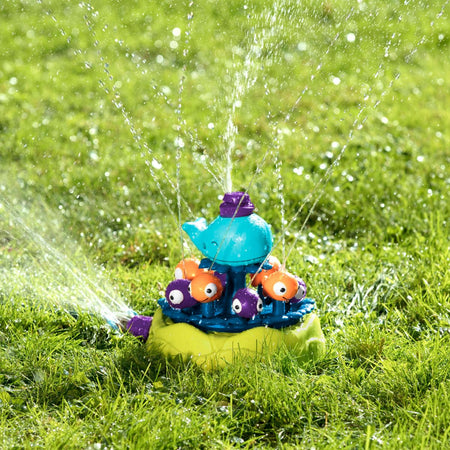 [B.Toys] Whirly Whale Water Sprinkler - 2years+