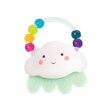 [B.Toys] Rain Glow Squeeze, Light-Up Cloud Rattle Teether BX1560Z - 3months+