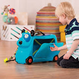 [B.Toys] Kids Ride-On Toy with Storage on the Gogo Woofer BX1572Z - 2years+