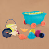 B.Toys - [Award-Winning] Wavy-Wagon, Travel Beach Wagon (2 Colours)