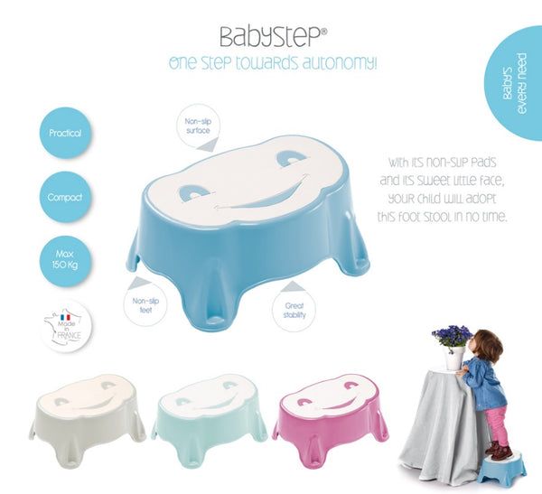 [Thermobaby] Babystep Stool with Anti-Slip Surface (Maximum 150kg)