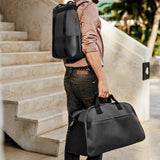[Reisenthel] Overnighter Canvas Travel Bag - 5 colors