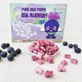 [MommyJ] Real Fruits Pure Rice Puff 50g 6m+ (10g x 5 packs)