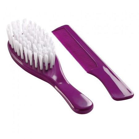 [Thermobaby] Hair Brush and Comb Set, Made in France
