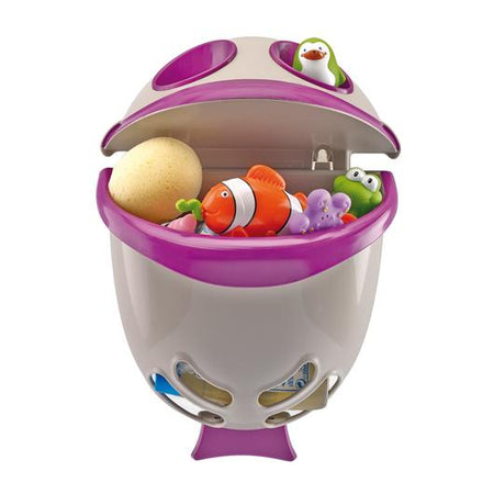 [Thermobaby] Bubblefish Bath Toy Storage, Made in France