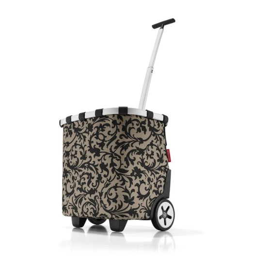[Reisenthel] Carry Cruiser Shopping / Supermarket / Groceries Trolley in Baroque Taupe Design, Waterproof