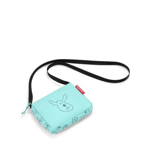 [Reisenthel Kids] Sling Crossbody Messenger Pouch Itbag Bag With Zip & Shoulder Strap for Kids / Teenagers / Adults / Any Age - 4 designs