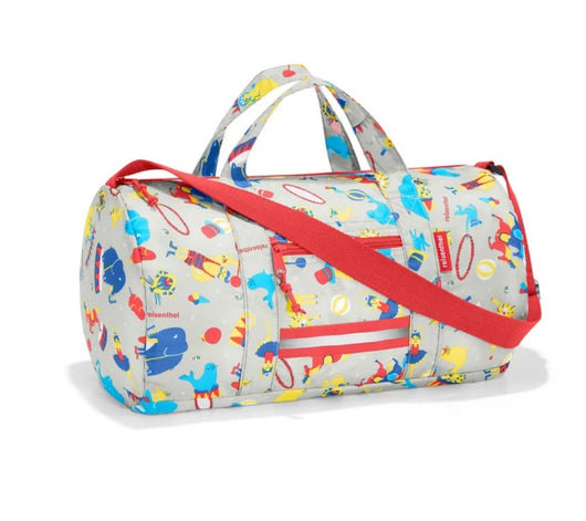 [Reisenthel Kids] Mini Maxi Duffel Bag S Kids with Large Compartment, Tear-proof and Waterproof - 6 designs