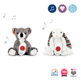 Zazu Heartbeat Soft Toy ; Coco & Bibi