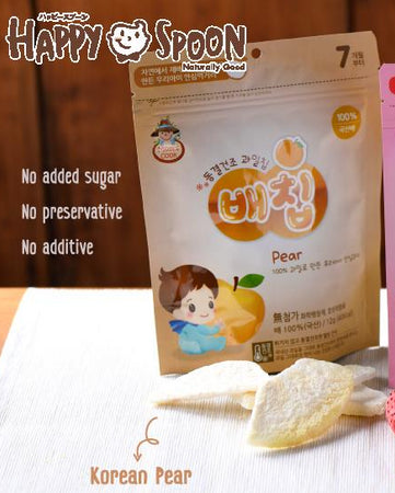 Happy Spoon Korean Pear Chips