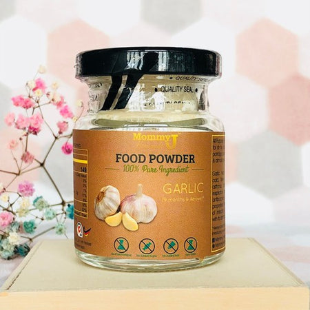 [MommyJ] Garlic Powder 9m+ (35 grams)