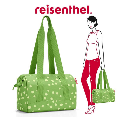 [Reisenthel] All Rounder S Practical Storage Bag with Carrying Straps and Handles , Waterproof - 4 designs