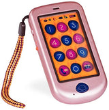 [B.Toys] Hi!!Phone, Touch Screen HiPhone with Voice Recording Function and Lights - 18months+