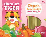 [Hungry Tiger] Organic Baby Noodles Multi Veggie 7m+ (240g)