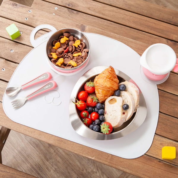 [VIIDA] The Joy Series Slip-proof Placemat - Eco-Friendly & FDA Certified