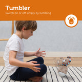 [Zazu] Tumbler Lamp with Multiple Colour Night Light by Touch Sensor, Lex, Zack & Elli - 0months+