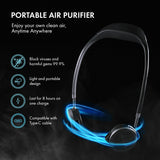 [NaMask] Portable Air Purifier With Anti-Bacterial Material Gsol & H13 Hepa Filter, Designed & Made In Korea