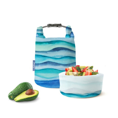 [Roll'Eat] Grab N Go Rpet with Snap Buckle Handle, Leak-proof - 5 designs