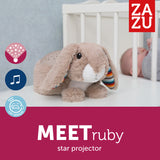 [Zazu] Star Projector Sleep Soother with Melodies and Cry Sensor - 0months+