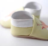 [TinySoles] Pre-walkers Soft Soled Baby Walking Shoes - BigBearandBird x Tinysoles - 100% Genuine Leather