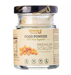 [MommyJ] Premium Scallop Powder 7m+ (40 grams)