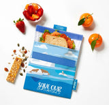[Roll'eat] Snack n Go - Save Our Animals - On-the-Go Snack & Sandwich Bags, Reusable, Machine Washable, Stain Resistant Inner Layer, EU Food Certificate to be in contact with food (no plastic migration)