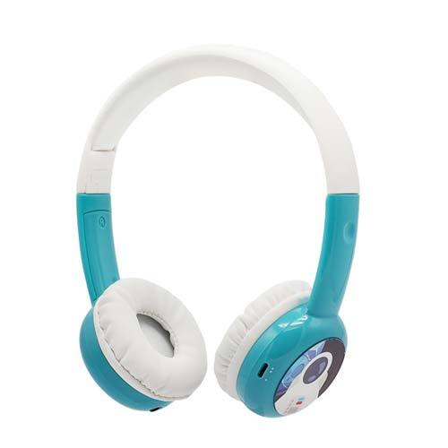 [BAMiNi] Study Wired Kids Headphone in Blue