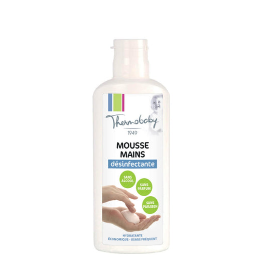 [Thermobaby] No Rinse Hand Disinfectant Sanitizer Foam 150ml