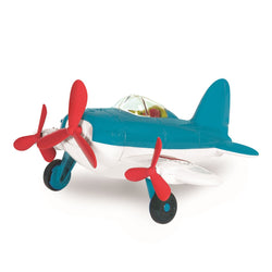Wonder Wheels Airplane