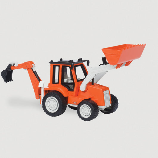 Driven - Micro Series Backhoe Loader