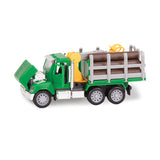 [Driven by Battat] Micro Series Logging Truck with Realistic Lights and Sounds WH1013Z - 4years+